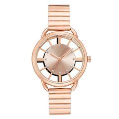 Reloj Nine West NW2534RGRG para Dama Color Oro Rosa - Sanborns