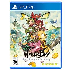 PS4 Wonder Boy The Dragons Trap - Sanborns