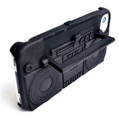 Boombox for iPod Touch - Graphite Black - Sanborns