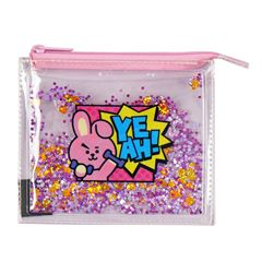 Monedero brillo Cooky Línea BT21 Para Dama - Sanborns
