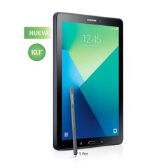 Samsung Galaxy Tab A 10.1 Color Negro - Sanborns
