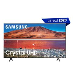 "Pantalla Samsung UN65TU7000FXZX 65"" UHD Crystal Display - Sanborns"