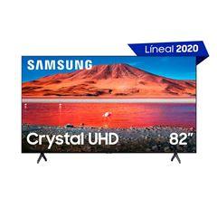 "Pantalla Samsung 82"" UN82TU7000FX Crystal 4K - Sanborns"