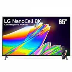 "Pantalla LG NanoCell TV AI ThinQ 8K 65"" 65NANO95UNA - Sanborns"