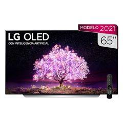 "Pantalla LG OLED TV AI ThinQ 4K 65"" OLED65C1PSA - Sanborns"