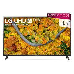 """Pantalla LG UHD TV AI ThinQ 4K 43"""" 43UP7500PSF - Sanborns"""