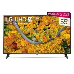 """Pantalla LG UHD TV AI ThinQ 4K 55"""" 55UP7500PSF - Sanborns"""