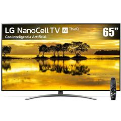 "Pantalla 65"" LG NanoCell TV AI ThinQ 4K 65SM9000PUA - Sanborns"