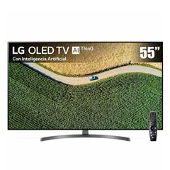 "Pantalla 55"" LG OLED TV AI ThinQ 4K OLED55B9PUB - Sanborns"