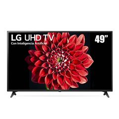 "Pantalla LG UHD TV AI ThinQ 4K 49"" 49UN7100PUA - Sanborns"