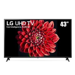 "Pantalla LG UHD TV AI ThinQ 4K 43"" 43UN7100PUA - Sanborns"