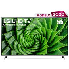 "Pantalla LG UHD TV AI ThinQ 4K 55"" 55UN8050PUD - Sanborns"