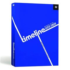 CD Super Junior - Time Line - Sanborns