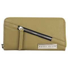 Cartera Perry Ellis zip around - Sanborns