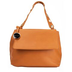 Bolsa Shoulder  Perry Ellis  Camel - Sanborns