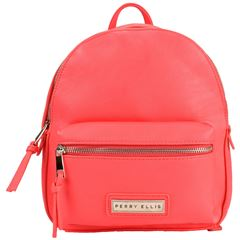 Bolso back pack Perry Ellis tomato   a01588 - Sanborns