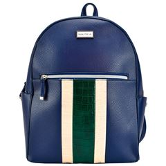 Bolso Back Pack Nautica Azul - Sanborns