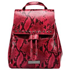 Bolso Back Pack Perry Ellis Vino - Sanborns