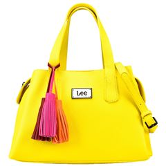 Bolso Bowling Lee Color Amarillo Modelo A01955 - Sanborns