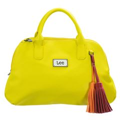 Bolso Bowling Lee Color Amarillo Modelo A01959 - Sanborns