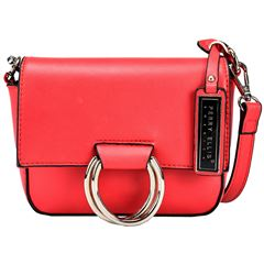 Bolso Crossbody Rojo Perry Ellis Modelo 16332 - Sanborns