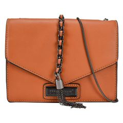Bolso Perry Ellis Crossbody Café Modelo 16335 - Sanborns