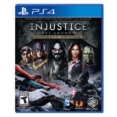 PS4 Injustice Gods Among Us Ultima - Sanborns