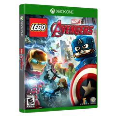 Xbox One Lego Marvel Avengers - Sanborns