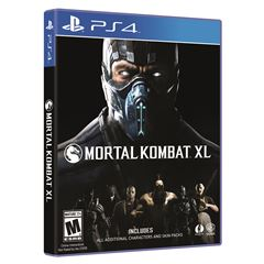 PS4 Mortal Kombat  XL - Sanborns