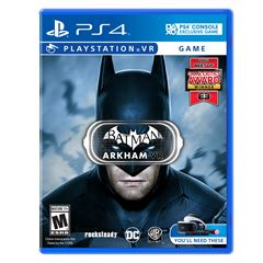 PS4 VR Batman Arkham - Sanborns