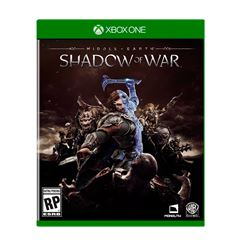 Xbox One Shadow Of War Middle Earth - Sanborns