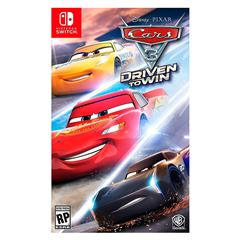 Nintendo Switch Cars 3 - Sanborns