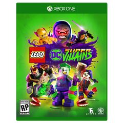 Xbox One Lego DC Supervillains - Sanborns