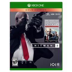 Xbox One Hitman 2 Gold Edition - Sanborns