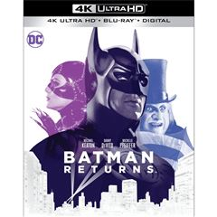 4K UHD Batman Returns - Sanborns