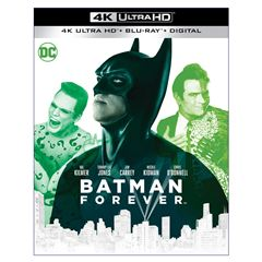 4K UHD Batman Forever - Sanborns