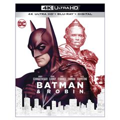 4K UHD Batman Y Robin - Sanborns