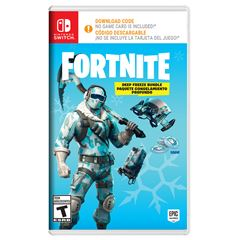 NSW Fortnite Deep Freeze Bundle - Sanborns