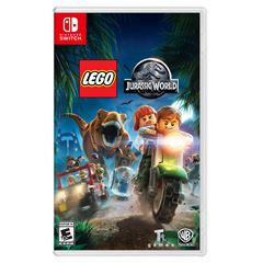 Lego Jurassic World Nintendo Switch - Sanborns