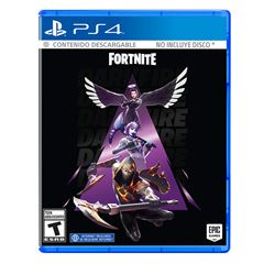 PlayStation 4 Fortnite Darkfire Bundle - Sanborns