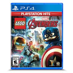 PS4 Lego Marvel's Avengers PS Hits - Sanborns