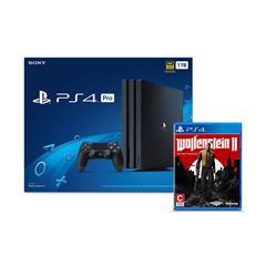 Consola PlayStation 4 Pro HW 1 TB + Wolfenstein II - Sanborns