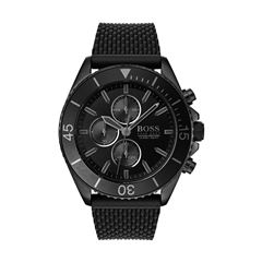 Reloj Boss Ocean Edition Color Negro 1513699 Para Caballero - Sanborns
