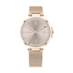 Reloj Tommy 1782208 Dama Color Oro Rosa - Sanborns
