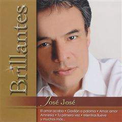 CD José José - Brillantes - Sanborns