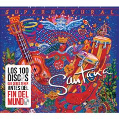 CD Santana- Supernatural - Sanborns