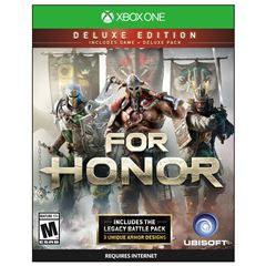 Xbox One For Honor Deluxe Edition - Sanborns