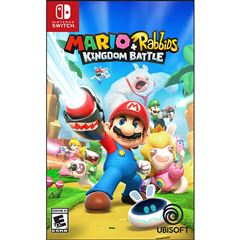 NSW Mario Rabbids Kingdom Battle - Sanborns