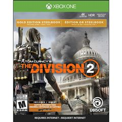 Xbox One The Division 2 Gold - Sanborns