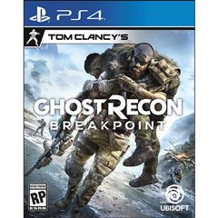 Preventa PS4 Ghost Recon Breakpoint - Sanborns